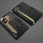 Century 21 Business Card Template – BC1861BC21