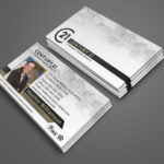 Century 21 Business Card Template – BC1861WC21