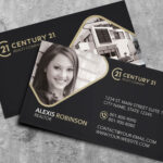 Century 21 Business Card Template – BC2070BC21