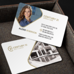 Century 21 Business Card Template – BC2070WC21
