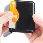 Business Card Holder Wisdompro 2-Sided